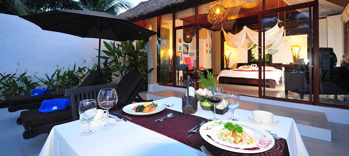 Dhevan Dara Resort And Spa Official Website Hua Hin Resort Thailand